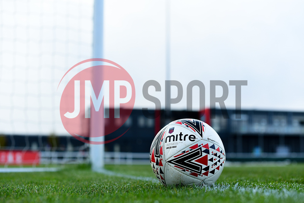 Barclays FA Women's Super League Match Balls  - Mandatory by-line: Ryan Hiscott/JMP - 24/11/2019 - FOOTBALL - Stoke Gifford Stadium - Bristol, England - Bristol City Women v Manchester City Women - Barclays FA Women's Super League