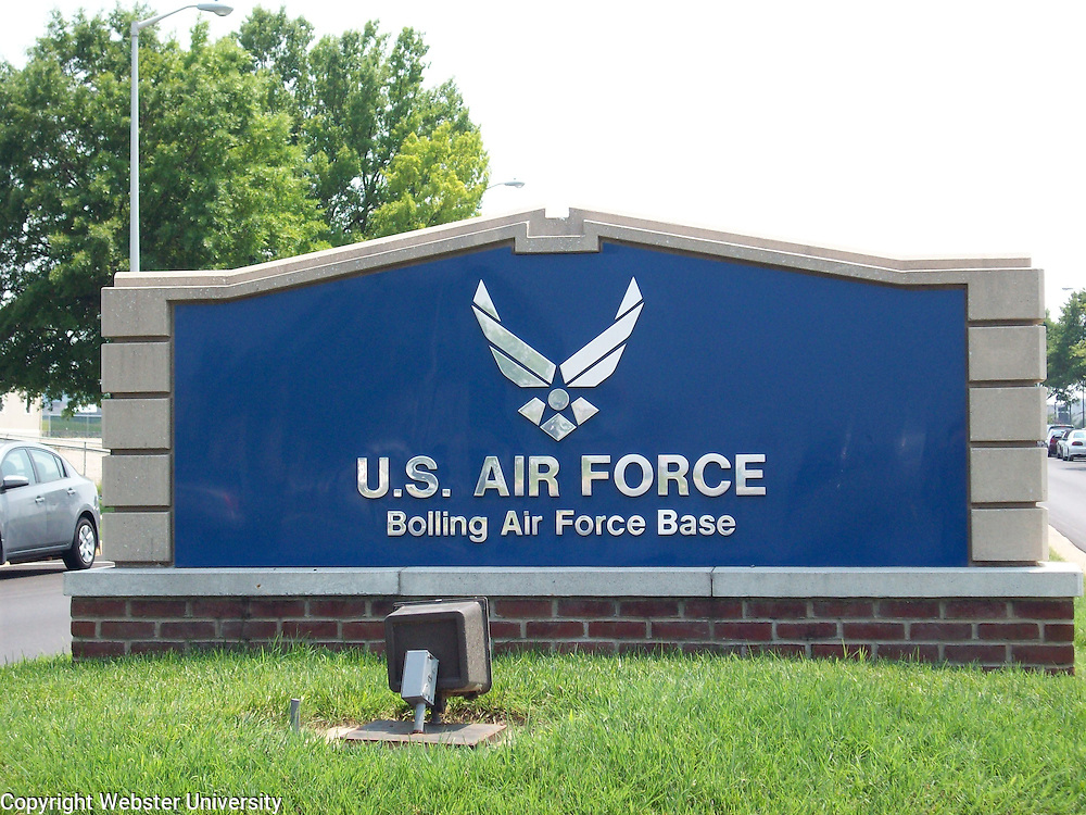 Webster University - Joint Base Anacostia-Bolling