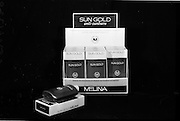 22-23/06/1965<br /> 06/22-23/1965<br /> 22-23 June 1965<br /> Winning packages for the Irish Packaging Institute. Melina Sun Gold anti-sunburn cream.