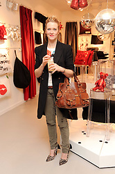 EDITH BOWMAN at the H&M Home Launch held at 174-176 Oxford Street, London W1 on 2nd November 2010.