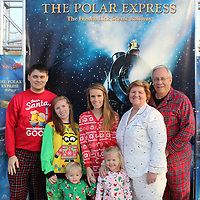 French Lick Polar Express - 11/26/2016