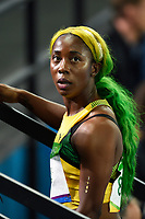 Shelly Ann Fraser Pryce of Jamaica competes in Women's 100m during the Olympic Games RIO 2016, Athletics, on August 12, 2016, in Rio, Brazil - Photo Jean Marie Hervio / KMSP / DPPI