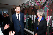 SIMON BAKER; SANDRA PHILLIPS, Exposed: Voyeurism, Surveillance and the Camera<br /> Tate Modern, London. OPENING AND DINNER.- 26 MAY 2010.  -DO NOT ARCHIVE-© Copyright Photograph by Dafydd Jones. 248 Clapham Rd. London SW9 0PZ. Tel 0207 820 0771. www.dafjones.com.