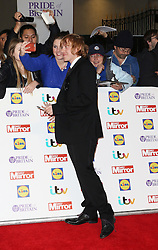Rupert Grint, Pride of Britain Awards, Grosvenor House Hotel, London UK. 28 September, Photo by Richard Goldschmidt /LNP © London News Pictures