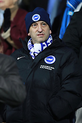 Brighton and Hove Albion chairman Tony Bloom