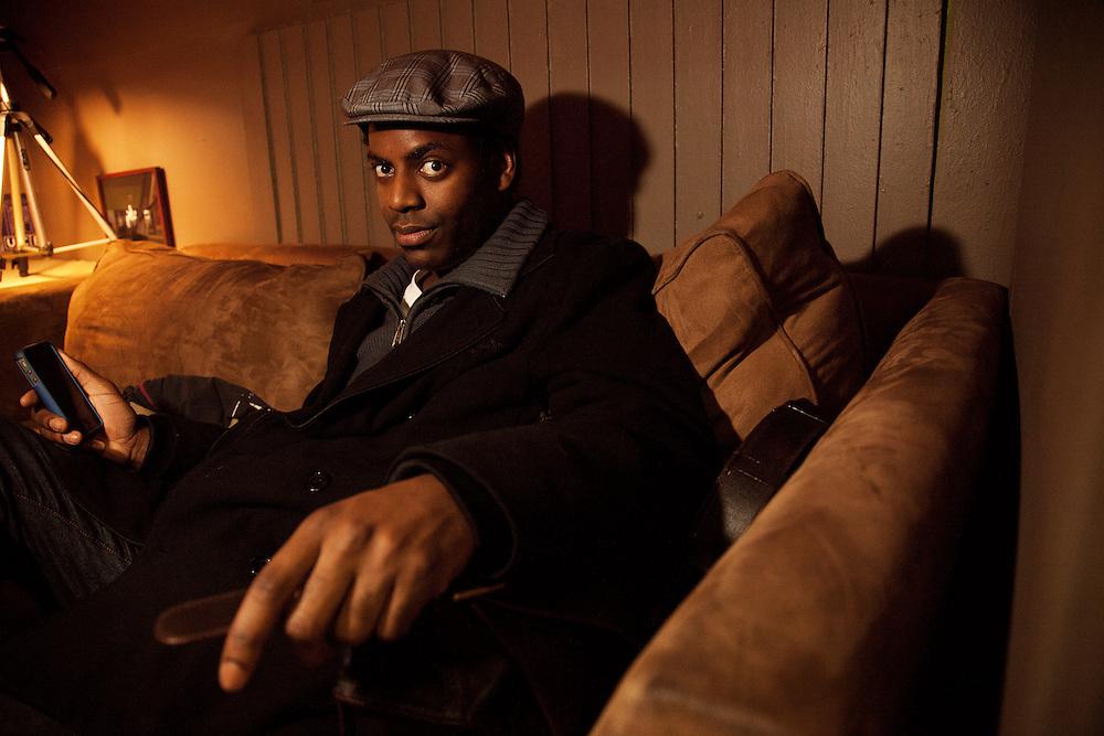 Baron Vaughn - Whiplash - April 30, 2012 - UCB Theater, New York
