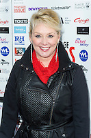 Cheryl Baker, WhatsOnStage Awards Nominations - launch party, Cafe De Paris, London UK, 06 December 2013, Photo by Raimondas Kazenas