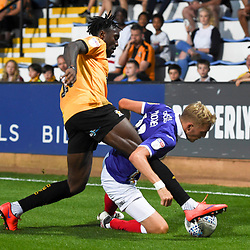 Cambridge United v Exeter City, League Two, 21 August 2018