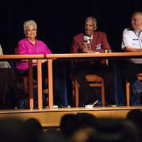 Tuskegee Airmen Visit Aldine