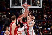Upshaw Reggie\<br /> A|X Armani Exchange Olimpia Milano - Grissin Bon Reggio Emilia<br /> Basket Serie A LBA 2019/2020<br /> Milano 01 December 2019<br /> Foto Mattia Ozbot / Ciamillo-Castoria