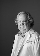 Portrait of Jim Allison.<br />