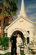 Little White Chapel, Las Vegas, Nevada, USA, (editorial use only- no model release)<br />