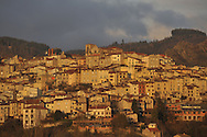 27/12/07 - THIERS - PUY DE DOME - FRANCE - Photo Jerome CHABANNE