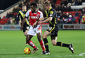 Fleetwood Town v Morecambe 081215