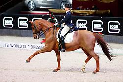 Lutkemeier Fabienne, (GER), D Agostino 5<br /> MEVISTO Amadeus Horse Indoor Salzburg<br /> © Hippo Foto - Stefan Lafrentz<br /> 11-12-2016