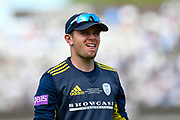 Mason Crane of Hampshire during the Royal London 1 Day Cup Final match between Somerset County Cricket Club and Hampshire County Cricket Club at Lord's Cricket Ground, St John's Wood, United Kingdom on 25 May 2019.