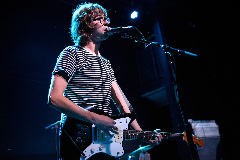 Photos of the band Dead Stars performing live at Rough Trade in Brooklyn, NY on March 4, 2016. © Matthew Eisman/ Getty Images. All Rights Reserved