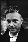 Bernard Sumner,location unknown c1980s