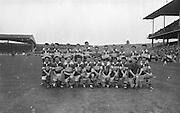 All Ireland Minor Football Final Kerry v. Westmeath, Croke Park..Kerry Minor Team.22.09.1963