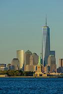 Lower Manhattan Skyline, New York City, New York