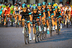 Paris, France - Tour de France :: Stage 21 - 21th July 2013 - Sky at front of the peloton