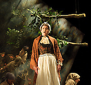 Eugene Onegin <br /> by Tchaikovsky <br /> English Touring Opera<br /> at The Hackney Empire, London, Great Britain <br /> rehearsal <br /> 7th March 2012 <br /> <br /> directed by James Conway <br /> <br /> Nicholas Lester (as Eugene Onegin)<br /> <br /> Sarah-Jane Davies (as Tatyana)<br /> <br /> Jaewoo Kim (as Lensky)<br /> <br /> Niamh Kelly (as Olga)<br /> <br /> Stephen Holloway (as Prince Gremin)<br /> <br /> Frances McCafferty (as Fillppyevna)<br /> <br /> Cozmin Sime (as Zaretsky)<br /> <br /> Andrew Glover (as Triquet)<br /> <br /> Harriet Williams (as Larina)<br /> <br /> Photograph by Elliott Franks