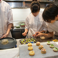 San Pellegrino Young Chef Media Roundtable Event on 20 May 2016 in Tate Dining Room, Hong Kong, China. Photo by Lucas Schifres / studioEAST
