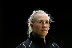 Invercargill-Silver Ferns Training Session