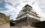 TREVOR HAGAN - Osaka Castle.<br /> August 17, 2008