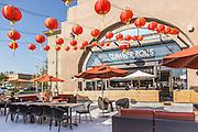 Summer Rolls Restaurant at Camellia Square in Temple City
