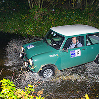Car 20 Ted Gaffney Brian Goff Morris Mini