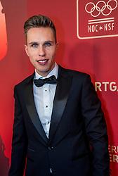 21-12-2016 NED: Sportgala NOC * NSF 2016, Amsterdam<br /> In de Amsterdamse RAI vindt het traditionele NOC NSF Sportgala weer plaats / Nicky Romero (Amerongen, 6 januari 1989), geboren als Nick Rotteveel, is een Nederlands diskjockey.