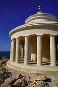 Lighthouse of Saint Theodoroi (St Theodore), Fanari Beach, Argostoli, Cephalonia, Ionian Islands, Greece