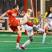 The Baltimore Blast defeat the Milwaukee Wave 5-2