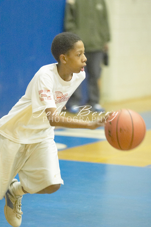 Cavs vs 76ers.WWMS Gym.March 5, 2005
