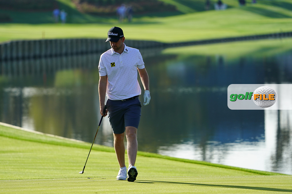 Bernd Wiesberger (AUT) during the preview to the Players Championship, TPC Sawgrass, Ponte Vedra Beach, Florida, USA. 11/03/2020<br /> Picture: Golffile   Fran Caffrey<br /> <br /> <br /> All photo usage must carry mandatory copyright credit (© Golffile   Fran Caffrey)