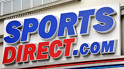 File photo dated 06/01/16 of a Sports Direct store. Employment agency Transline, which has been embroiled in the controversy over working conditions at retail giant Sports Direct, has filed an extension to its notice of intention to go into administration after making progress in negotiations with an unnamed party.