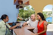 Reception - Oyster Bay Beach Resort