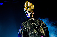 Ghost at the  Leeds O2