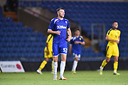 Ryan Edmondson (53) of Leeds United during the Pre-Season Friendly match between Oxford United and Leeds United at the Kassam Stadium, Oxford, England on 24 July 2018. Picture by Graham Hunt.