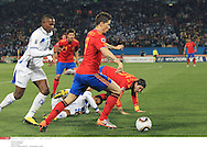 *** Local Caption *** welcome (georgie)..torres (fernando)..sergio ramos