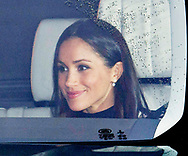 20.12.2017; London, England: MEGHAN MARKLE JOINS ROYALS FOR CHRISTMAS PARTY<br /> Meghan Markle, Prince Harry&iacute;s fiance accompanied him to the Christmas Staff Party at Buckingham Palace.<br /> Members of the extended royal family were also in attendance. <br /> Mandatory Photo Credit: &copy;Francis Dias/NEWSPIX INTERNATIONAL<br /> <br /> IMMEDIATE CONFIRMATION OF USAGE REQUIRED:<br /> Newspix International, 31 Chinnery Hill, Bishop's Stortford, ENGLAND CM23 3PS<br /> Tel:+441279 324672  ; Fax: +441279656877<br /> Mobile:  07775681153<br /> e-mail: info@newspixinternational.co.uk<br /> Usage Implies Acceptance of Our Terms &amp; Conditions<br /> Please refer to usage terms. All Fees Payable To Newspix International