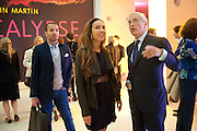 ABDULLAH AL-TURKI;; PRINCESS ALIA AL-SENUSSI; ; JEAN BROLL, John Martin: Apocalypse. Tate Britain. Millbank. London. 19 September 2011.<br /> <br />  , -DO NOT ARCHIVE-© Copyright Photograph by Dafydd Jones. 248 Clapham Rd. London SW9 0PZ. Tel 0207 820 0771. www.dafjones.com.