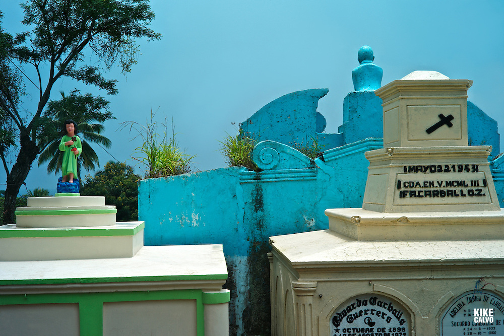 Cemetery at Catarina