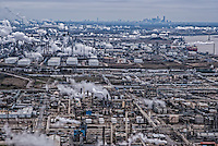 Refineries, Port of Houston