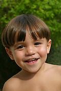 Belo Horizonte_MG, Brasil...Retrato de um garoto...A child portrait...Foto: LEO DRUMOND / NITRO