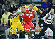 January 07, 2011: Ohio State Buckeyes forward Deshaun Thomas (1) brings the ball down court during the the NCAA basketball game between the Ohio State Buckeyes and the Iowa Hawkeyes at Carver-Hawkeye Arena in Iowa City, Iowa on Saturday, January 7, 2012.