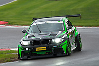 #18 Scott Adam / Mike Moss, BMW 1M E82  during Britcar Dunlop Endurance Championship  as part of the BARC NW Championship Raceday at Oulton Park, Little Budworth, Cheshire, United Kingdom. October 21 2017. World Copyright Peter Taylor/PSP.