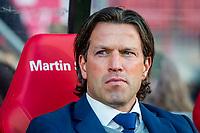 ALKMAAR, 19-05-2017, AZ - FC Groningen,  AFAS Stadion, FC Groningen trainer/coach Ernest Faber
