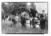 Taki Theodocopulos. Oliver Gilmour© Copyright Photograph by Dafydd Jones 66 Stockwell Park Rd. London SW9 0DA Tel 020 7733 0108 www.dafjones.com